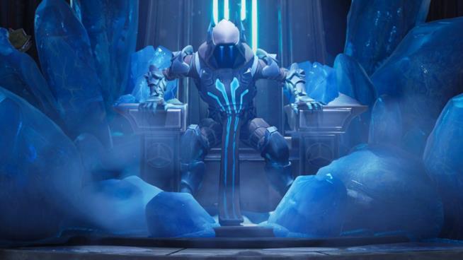 Il Re dei Ghiacci di Fortnite: Battle Royale