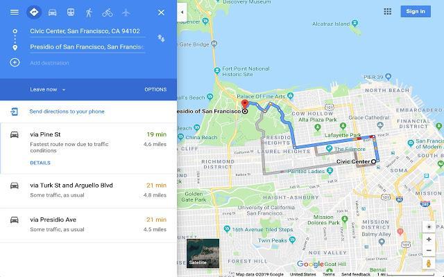 Ride e bike sharing e trasporti misti son le nuove modalità di Google Maps