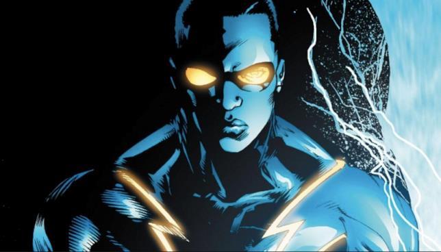 Il fumetto di Black Lightning