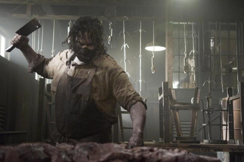 Faccia di Cuoio è interpretato da Andrew Bryniarski
