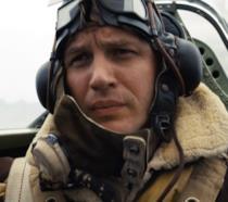 Tom Hardy, eroico aviatore in Dunkirk