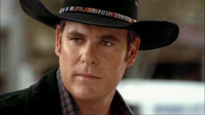 Alex e il suo inseparabile cappello da cowboy