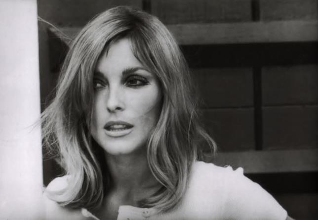 L'attrice Sharon Tate, uccisa nel '69 nella strage di Cielo Drive