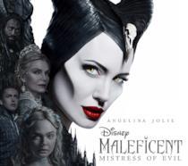 La locandina di Maleficent: Signora del Male