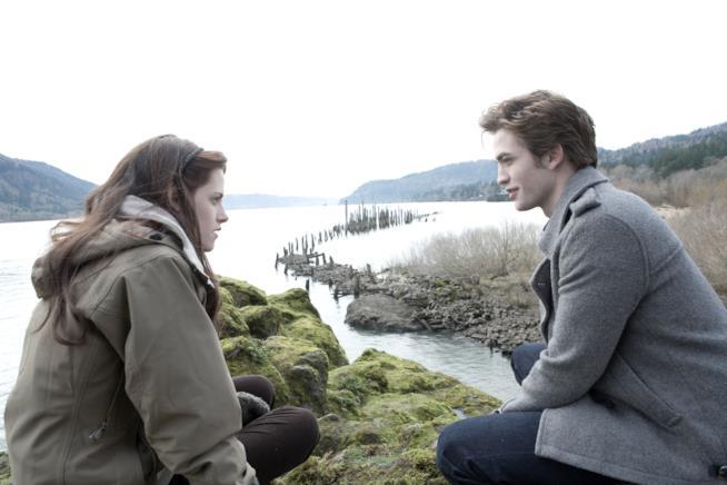 Una scena di Twilight