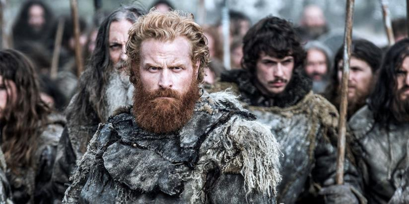 Kristofer Hivju nei panni di Tormund in Game of Thrones