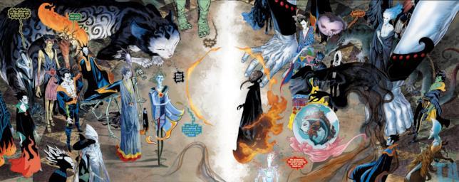 The Sandman e i migliori fumetti del 2015