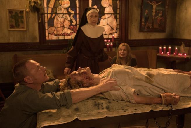 The Exorcist: episodio 8. Atto di dolore