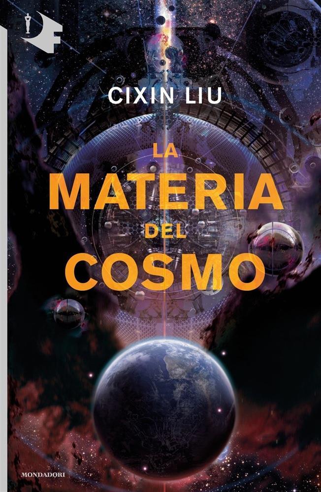 La copertina di La materia del cosmo