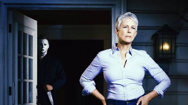 Jamie Lee Curtis nel prossimo film di Halloween