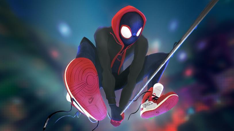 Miles Morales, protagonista di Spider-Man: Un nuovo universo