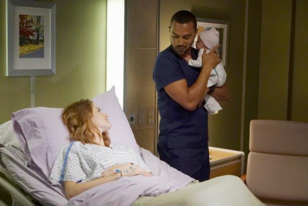 Una delle prime immagini ufficiali di Grey's Anatomy 13
