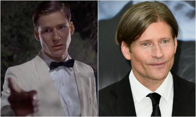 Collage tra George McFly e Crispin Glover