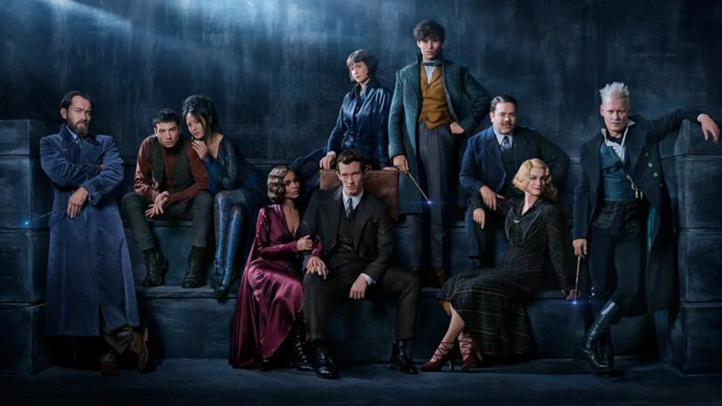 Gli attori principali di Animali Fantastici: I Crimini di Grindelwald