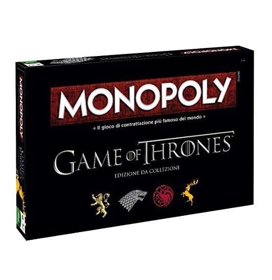 Il Monopoli a tema Trono di Spade