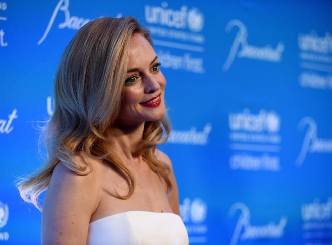 Primo piano di Heather Graham