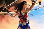 Wonder Woman, una scena