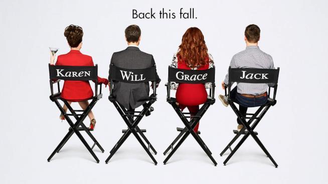 Will & Grace e la nuova stagione ambientata 11 anni dopo