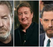 Steven Knight, Ridley Scott e Tom Hardy