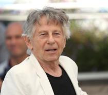 Primo piano del regista Roman Polanski