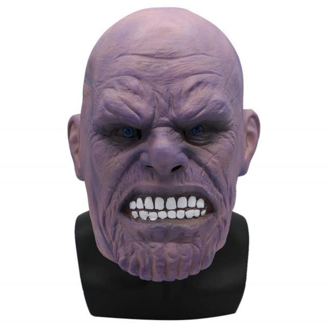 Thanos, la maschera