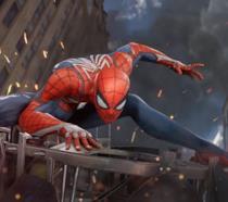 Spider-Man entra in azione nel videogioco per PlayStation 4