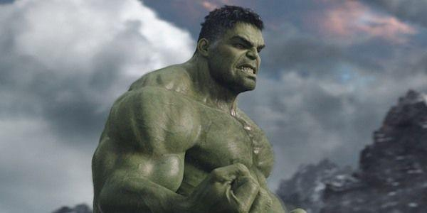 Hulk è presente in Avengers: Infinity War