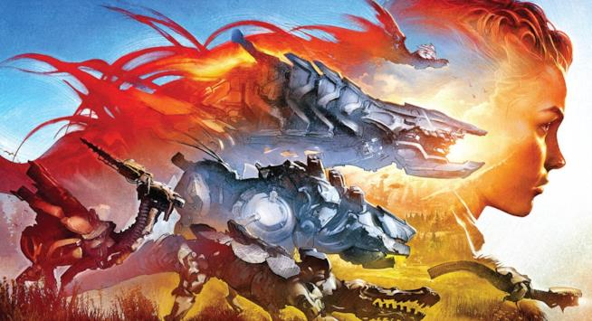 La splendida cover di Game Informer dedicata a Horizon: Zero Dawn