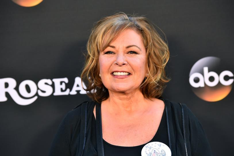 Roseanne Barr oggi