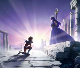 Knights of the Zodiac: Saint Seiya Netflix