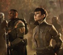 Guardiani a raccolta in una sequenza del trailer di Destiny 2