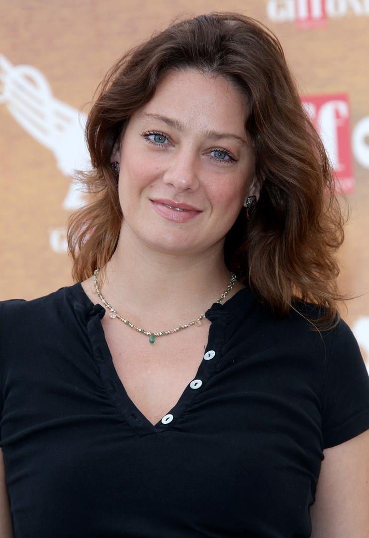 Giovanna Mezzogiorno in primo piano