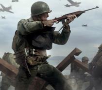 Un'immagine promozionale per Call of Duty: WWII