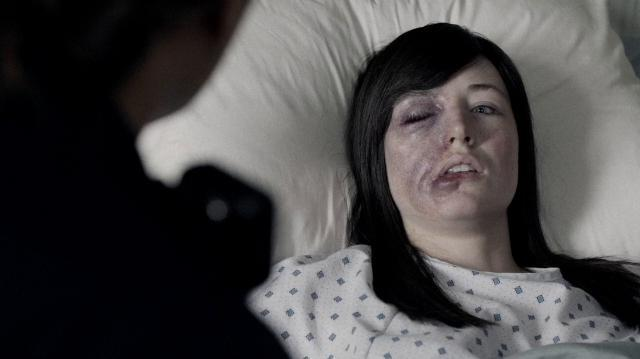 Outcast: Allison in ospedale