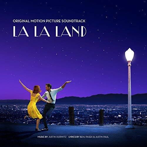 Copertina colonna sonora La La Land