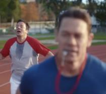 John Cena allena Jimmy Fallon in uno spot del Super Bowl 2020