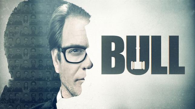 La locandina di Bull con Michael Weatherly