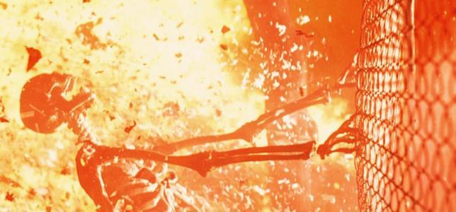 La scena dell'Apocalisse in Terminator 2