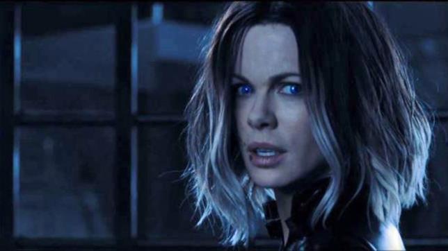 Kate Beckinsale interpreta la vampira Selene in Underworld: Blood Wars