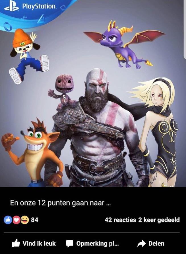Spyro The Dragon potrebbe tornare su PlayStation 4