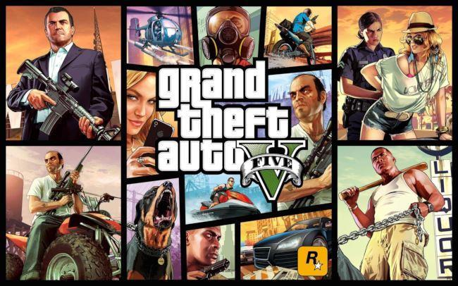 GTA V per PS4, Xbox One e PC