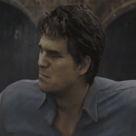 Eric Bana nei panni di Hulk