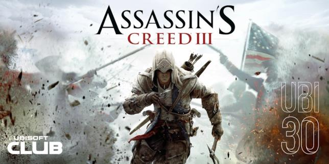 Il protagonista di Assassin's Creed 3