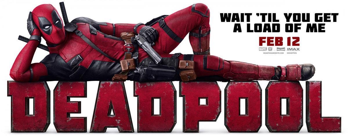 Deadpool in posa sexy per il suo pubblico