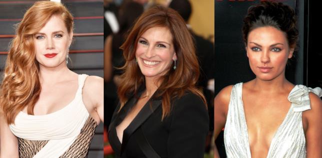 Amy Adams, Julia Roberts e Mila Kunis sono tra le attrici più pagate del mondo secondo Forbes