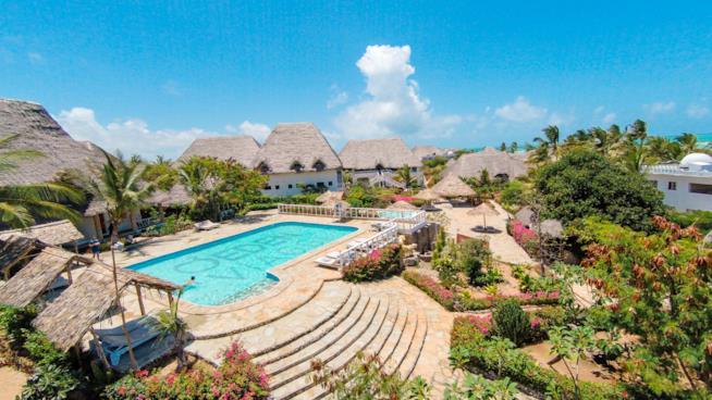 Eden Village Watamu Beach in Kenya