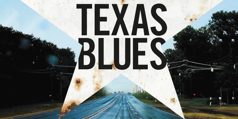 Un dettaglio della copertina di Texas Blues