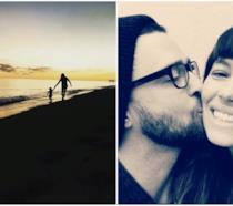Justin Timberlake con Jessica Biel