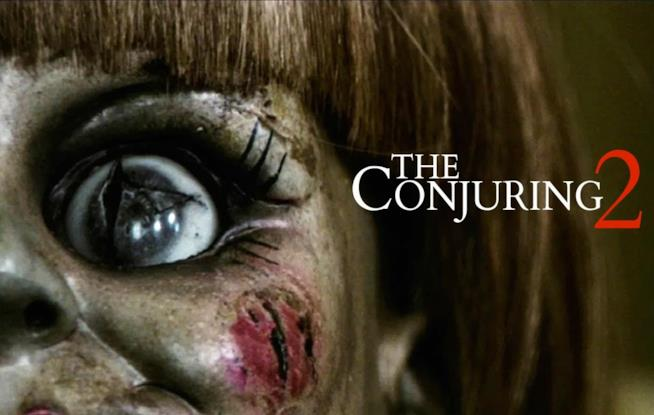 Locandina The Conjuring 2