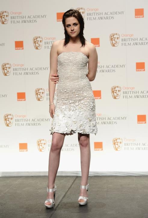 Kristen Stewart alla cerimonia dei BAFTA 2010